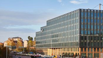New NCC head office in Solna